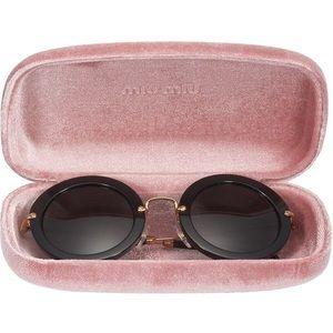 Miu Miu Round Sunglasses 🕶