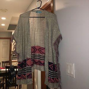 Kimono style cardigan