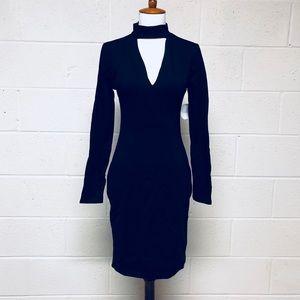 🎃 CLOSET CLEAR OUT Brand New Black Choker Dress