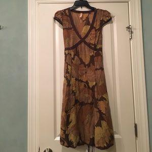 Anthropologie Maeve midi dress