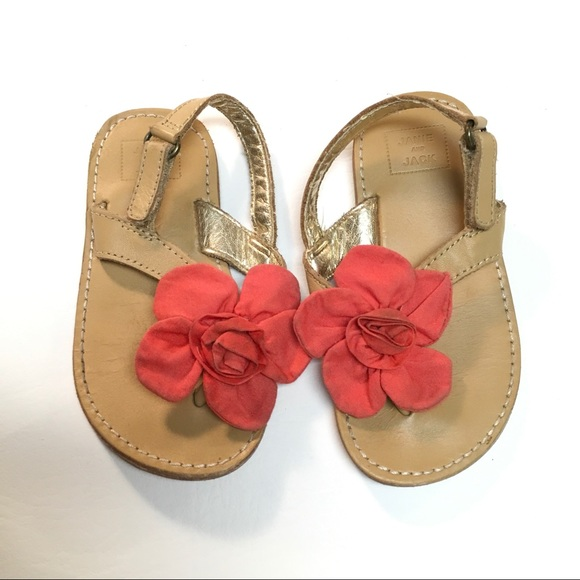 a10ac2b88594a Janie and Jack Other - Baby girl size 5 Janie and Jack strap sandal 🌺