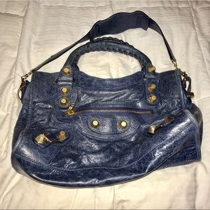 Balenciaga Giant City bag-purchased in 2013