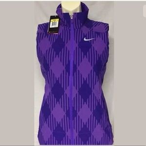 NWT Nike jacket vest Nike Golf Vest size small