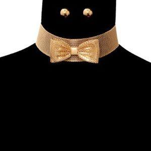 Jewelry - Bow Choker