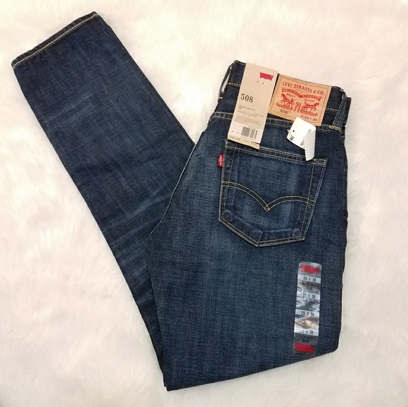 25854fc8a11 Levi's Jeans | Nwt Levis 508 Regular Taper Fit | Poshmark