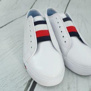 8cf3c789f345c Tommy Hilfiger Shoes -  Tommy Hilfiger  Anni White Slip On Sneaker