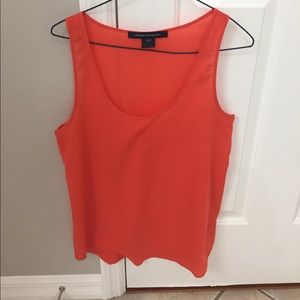 Silky coral tank