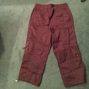 NWOT cargo pants