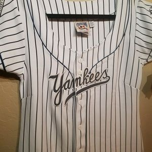 NWT New York Yankee Jersey dress