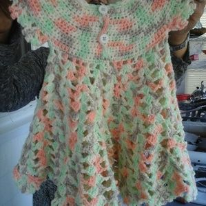 Custom made dress toddler or one posted