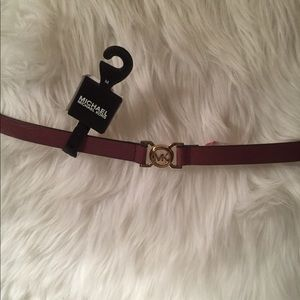 Michael Kors belt ⭐️ 💯 % AUTHENTIC!!