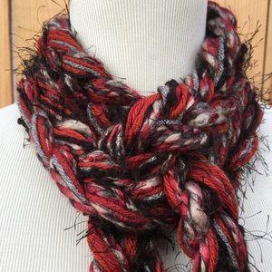 🎁 Handmade Crocheted Scarf