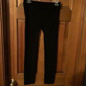 Pants - Black leggings size M/L