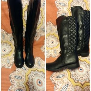❇️❇️Mossimo Long Quilt Boots❇️❇️