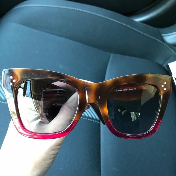 0ab4ddfae171 Celine accessories catherine pink tortoise sunglasses poshmark jpg 580x580  Celine catherine sunglasses