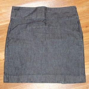 GAP Denim Pencil Jean Skirt Size 16 HW511
