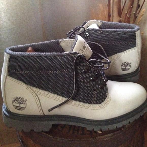 Vintage Timberland 90's Campsite Chukka Boots