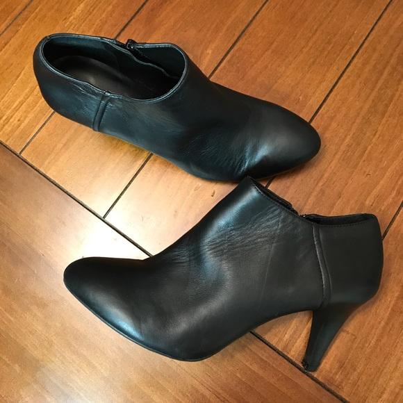 Antonio Melani Black Halstead Leather