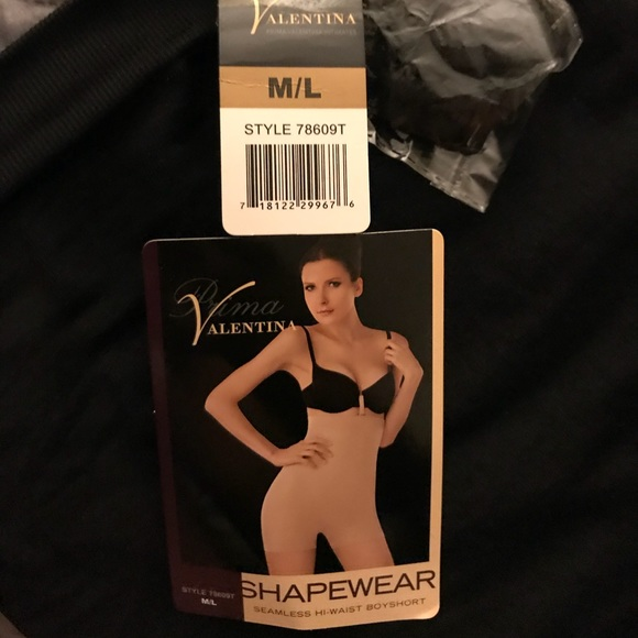 1a988ccd6df9e Intimates & Sleepwear | Prima Valentina Shapewear | Poshmark