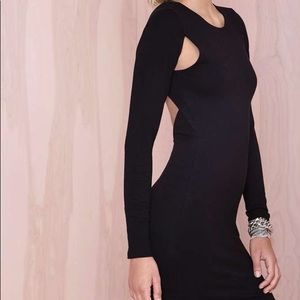Nasty Gal Dresses - Cut Out Bodycon Mini