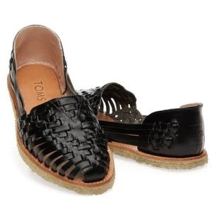 Toms Leather Huarache