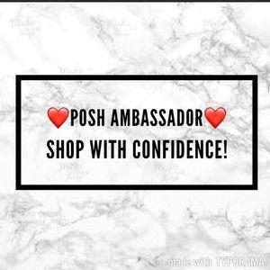❤️ I'm a Posh Ambassador!!!!!!! ❤️