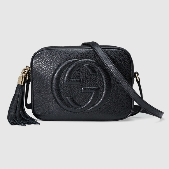 812f44ea8c90 Brand new GUCCI Soho Disco bag - still in box.