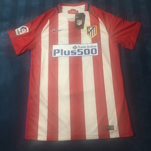 separation shoes a960b 03a8d Atlético de Madrid NIKE Soccer Jersey #7 Griezmann NWT