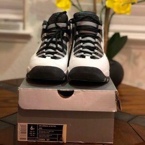 Air Jordan 10 Retro Og Kamskjell qhHNmym