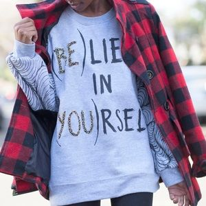"""""""Be You"""" Sweater"""