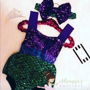 Other - MERMAID AVA 2PC SET