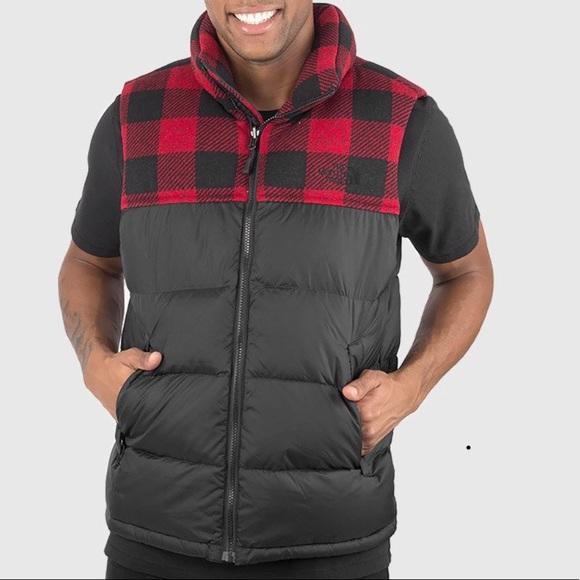 4a3cb51cf The North Face Men's Nuptse Vest NWT