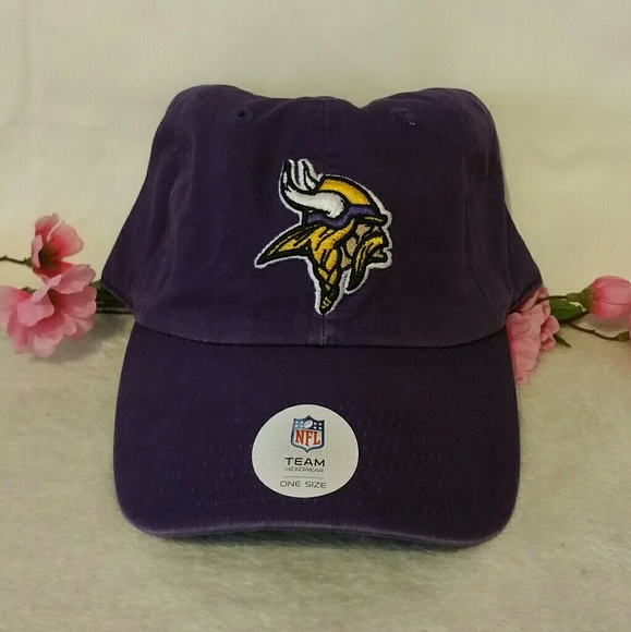 e5dfbd3cbc853 NFL Minnesota Vikings Women s Hat Cap