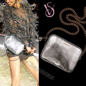 Limited EditionHoliday Silver Crossbody Purse