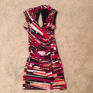 Muse Dress Size 8 MultiColor