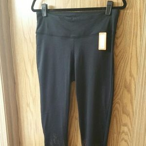 e7f1473cab5615 Maurices Pants | Legging With Rose Gold Metallic Size 0 | Poshmark