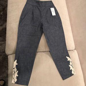 Zara Trousers - brand new/never worn!