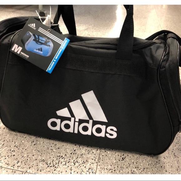 b00a091b7d4 adidas Bags   Gym Duffle Bag Travel Crossbody Bag   Poshmark