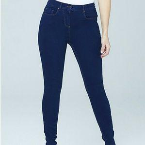 Denim - Plus Size 24 High Waist Skinny Jeans 💋