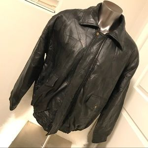 Other - NAPOLINE LEATHER OUTFITTERS men's leather jacket