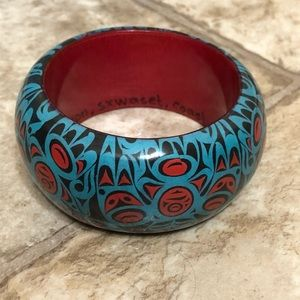 PNW Tribal Bracelet
