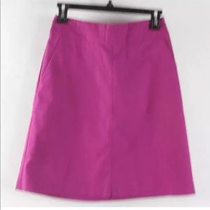 H&M Orchid Bloom Purple Casual A-Line Skirt