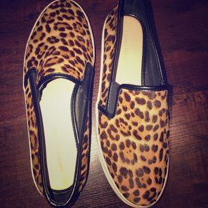 Stylish Leopard slip on