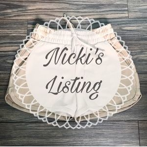 Other - NICKI • 4 ITEMS
