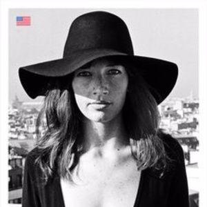 American Apparel Navy Wool Floppy Hat