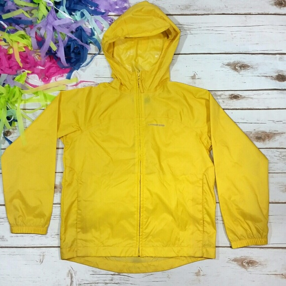 Lands' End - Lands End yellow rain jacket from Ashley's closet on ...
