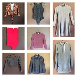 AMERICAN APPAREL PETITE COLLECTION