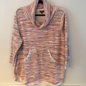 Multiples turtleneck sweater