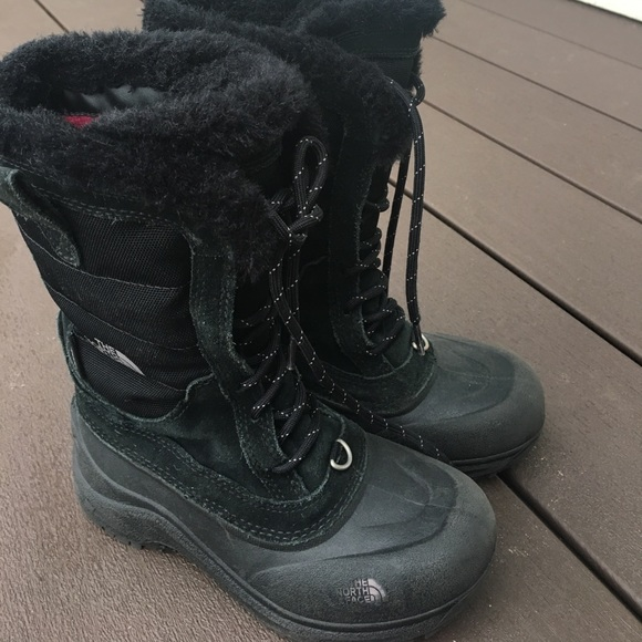 fbee6bd1a The North Face Shoes | North Face Winter Boots Girls Size 2 | Poshmark