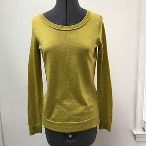 Cynthia Rowley Extra-Fine Merino Sweater